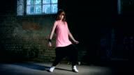 hip hop dancer video