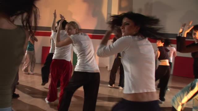 HD STEADYCAM: Hip Hop Dancers video