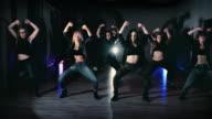 Hip Hop Dancing video