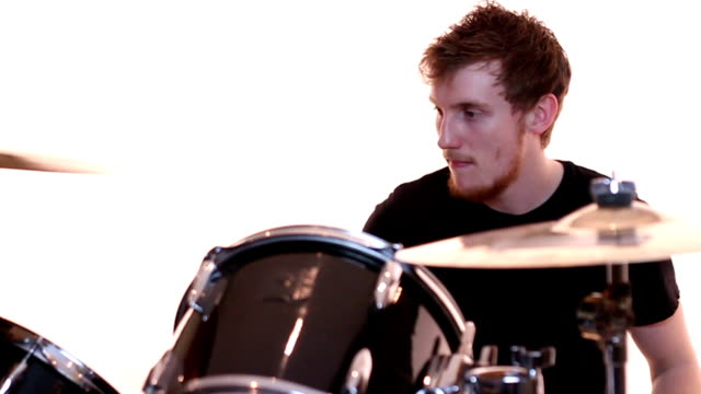 Hip Teenage Drummer video