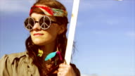 Hippy banner  ID video