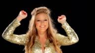 Hippy Blond Girl video