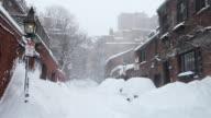 Historic Boston Snow 2015 video
