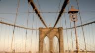 Historic Brooklyn Bridge video