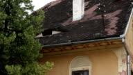 Historic House Open Window video