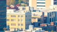 Historic Kress building in Downtown Asheville, NC video