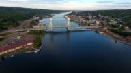 Historical Bridges of Michigan in Houghton video