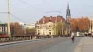 Historical center of Dresden (landmarks), Germany video