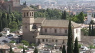 Historical Medieval Spanish Church Or Cathedral video
