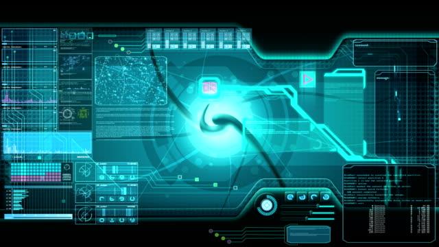 HD: Hitech window screen video