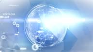 Hitek Sphere. Light Blue video