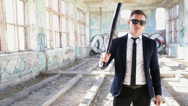 hitman with a baseball bat video
