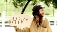 Hiv positive person video