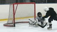 Hockey Battle video