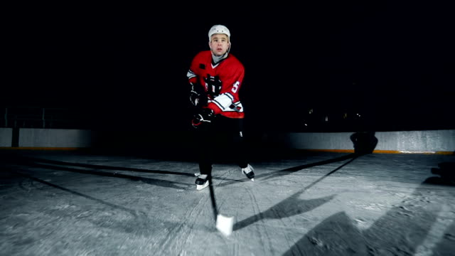 Hockey Fighter video