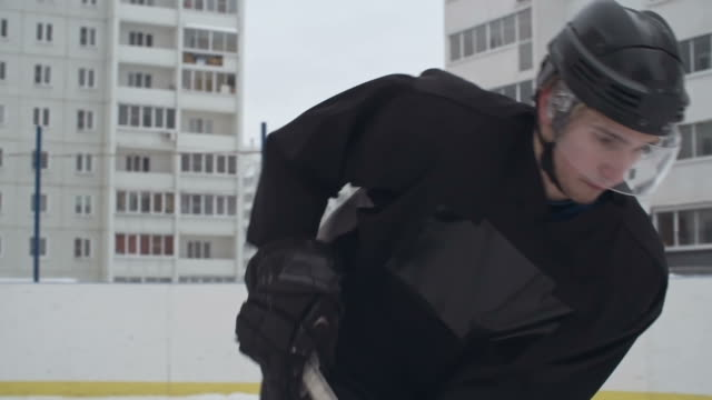 Hockey Puck Carrier video