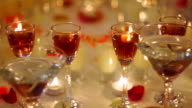 Holiday drinks buffet video