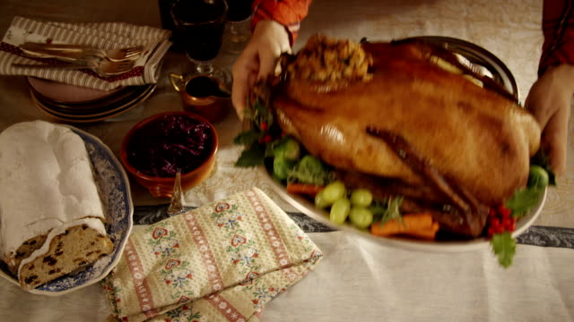Holiday Goose Dinner video