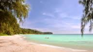 Holiday island video