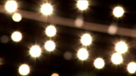 Holiday Lights Softly Twinkling video