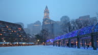 Holidays in Boston video