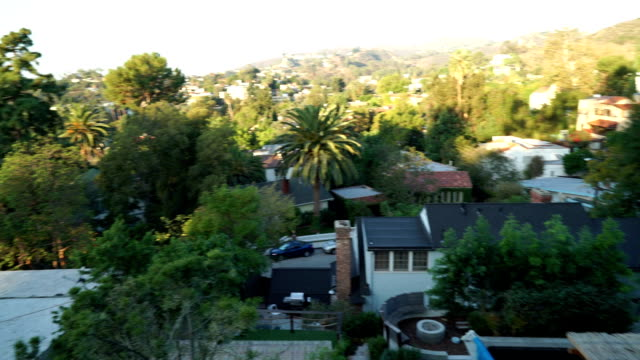 Hollywood Hills video