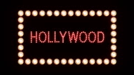Hollywood SIgn HD Video Loop video