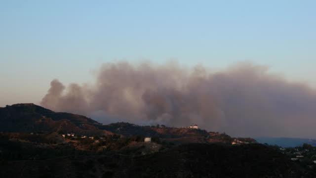 Hollywood Smoke C Time Lapse HD video