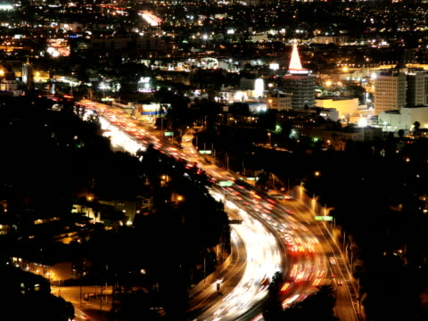 Hollywood Time Lapse NTSC video