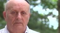 Holocaust Surivor Portrait video