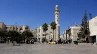 Holy Land. Bethlehem. City of David. Palestinian National Authority video