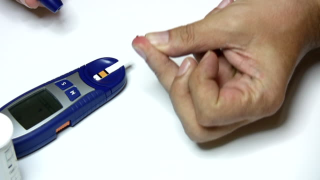 Home Blood Glucose Test video
