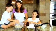 Home Cake Baking video