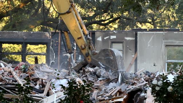 Home Demolished video