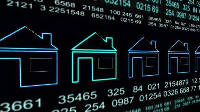 Home Finance Crisis Loop HD Video video