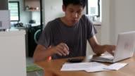 Home Finances crisis video