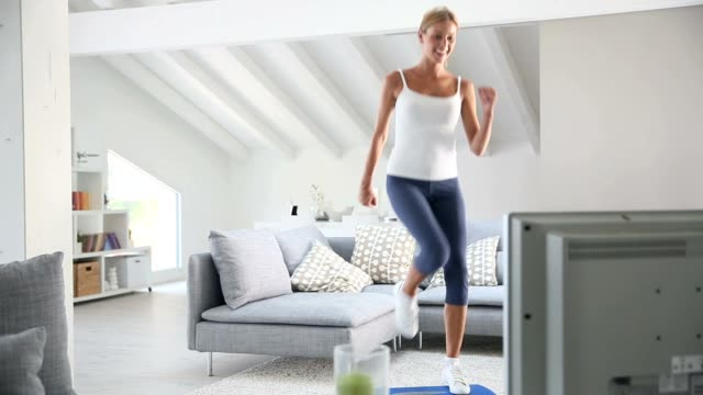 Home Fitness Training video