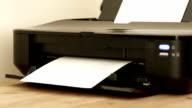 home printer video