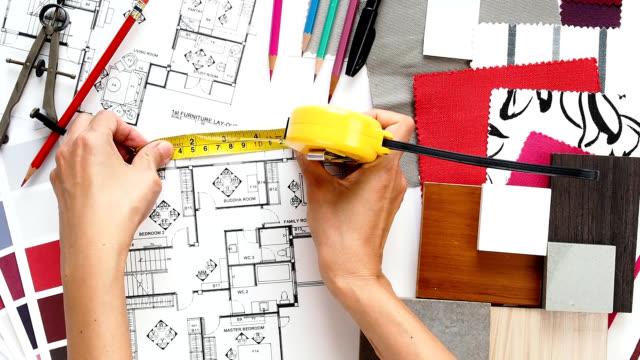 Home renovation & decoration concept video