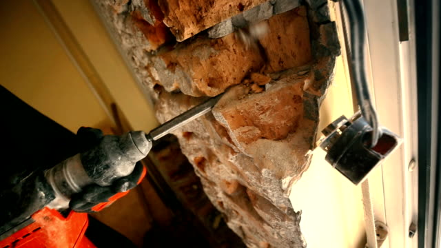 Home renovation. video