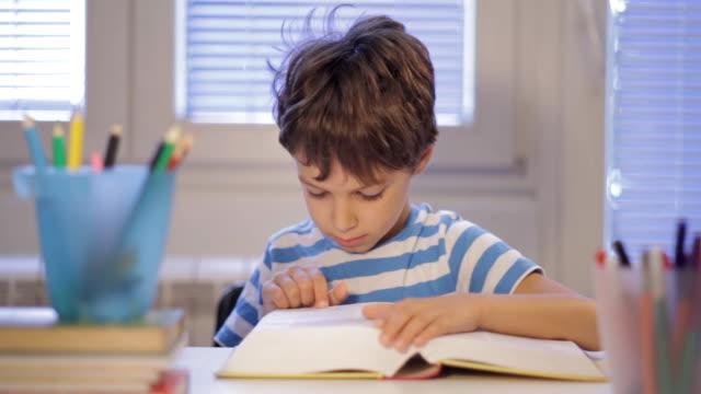 Home schooling video