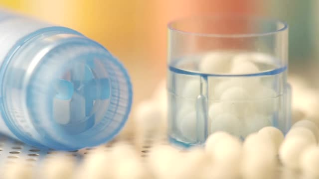 Homeopathic medication video
