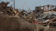 Homes Destroyed by Tornado video