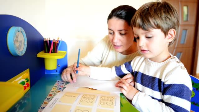 Homeschooling video