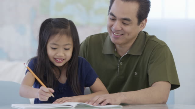 Homework Help from Father video