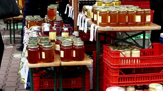 Honey Market video