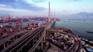 hong kong Bridge video