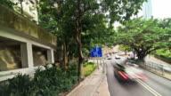 Hong Kong City Driving Time Lapse video