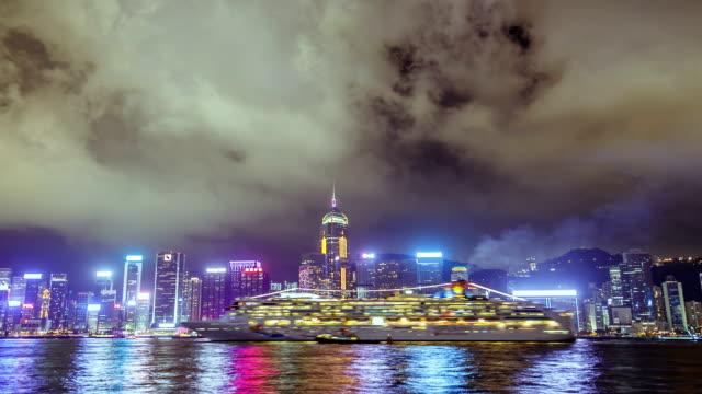 Hong Kong City View video