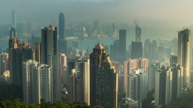 Hong Kong Cityscape video